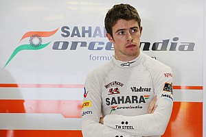 Formula 1 Breaking news Di Resta yet to secure Mercedes F1 role