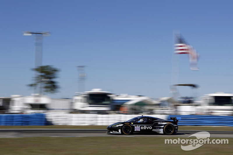 Sebring brings another podium for Ferrari