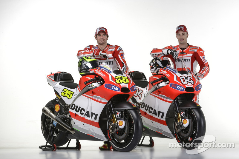 Ducati Team looking forward to a new season starting with Qatar