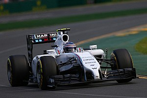 Williams still second best after Mercedes