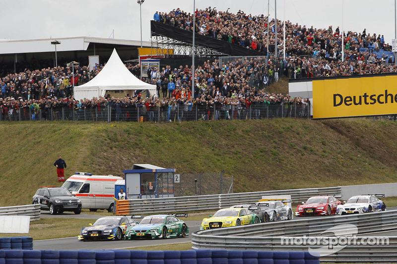 DTM extends deal with Motorsport Arena Oschersleben