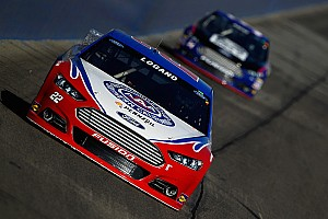 NASCAR Sprint Cup Qualifying report Four Fords land in top-10 of California Cup qualifying