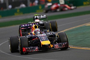 Melbourne pace 'was a surprise' - Vettel