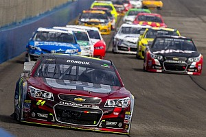Jeff Gordon has the right recipe for Martinsville