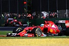 Ferrari suffered FIA engine glitch in Melbourne