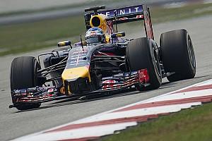Formula 1 Practice report Renault Sport F1: Malaysian Grand Prix practice