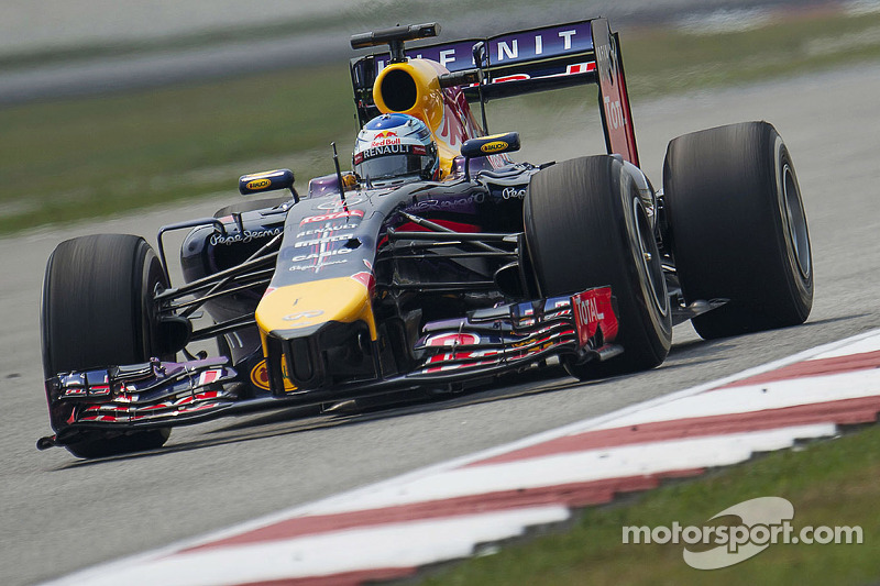 Renault Sport F1: Malaysian Grand Prix practice