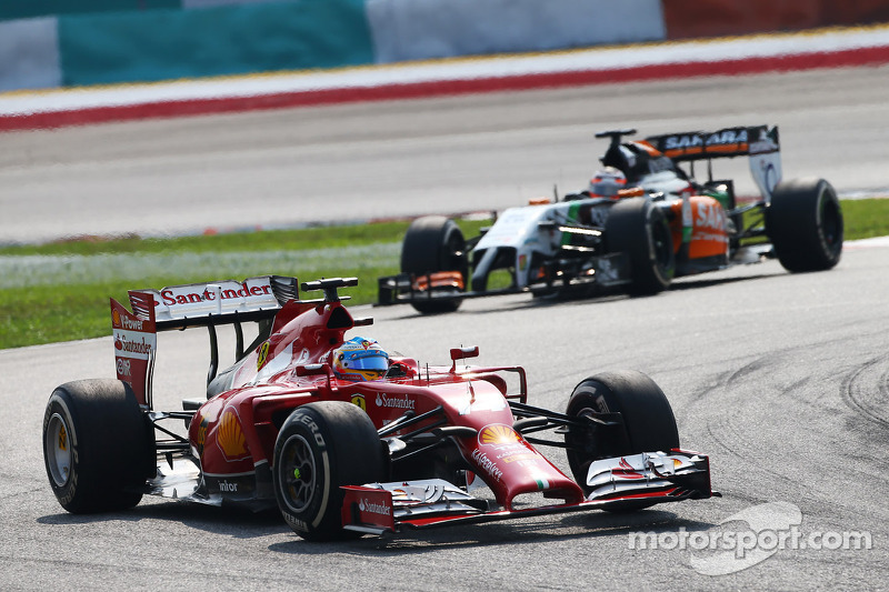 Alonso fourth, Raikkonen out of luck at Melbourne