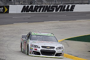 NASCAR Sprint Cup Race report Solid run for Earnhardt Jr. at Martinsville