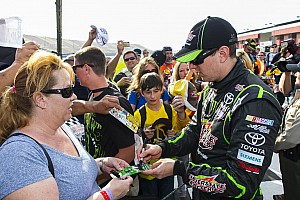 NASCAR Sprint Cup Preview Kyle Busch readies for the big race in Texas