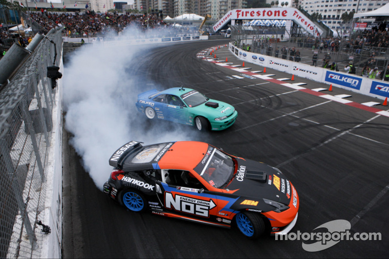Formula Drift Championships begin 2014 season in Long Beach