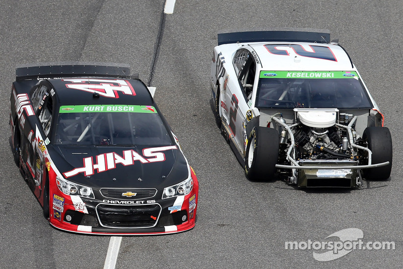 NASCAR Notebook: Twas the night before Texas