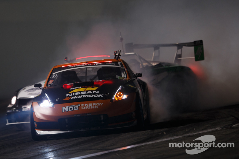 Formula DRIFT Round 1: Streets of Long Beach Results