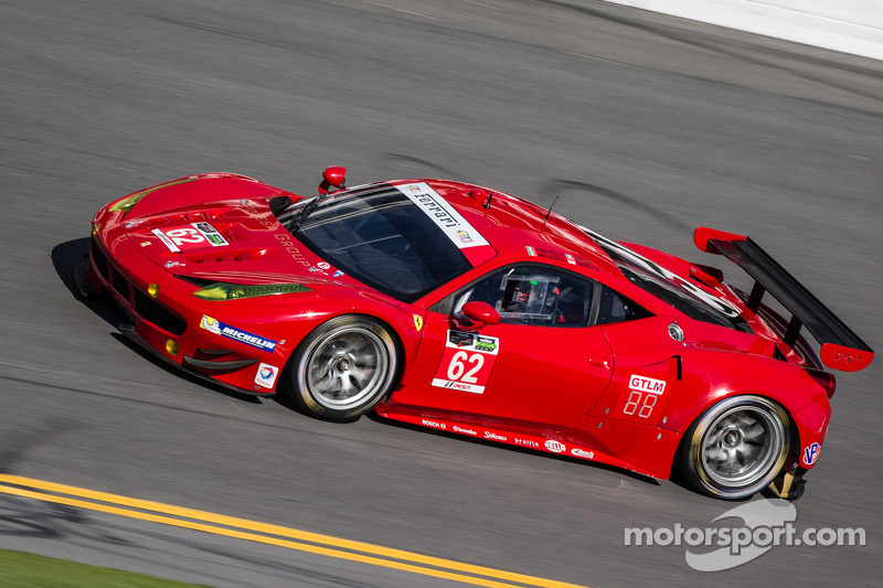 Dane Cameron to join Risi Competizione for Long Beach event