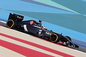 Formula 1 Testing report Day one of Bahrain testing - Sauber
