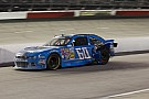 Mid-race accident spoils Buescher's strong performance in Darlington