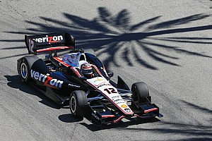 Newgarden qualifies strong 4th for SFHR in Long Beach
