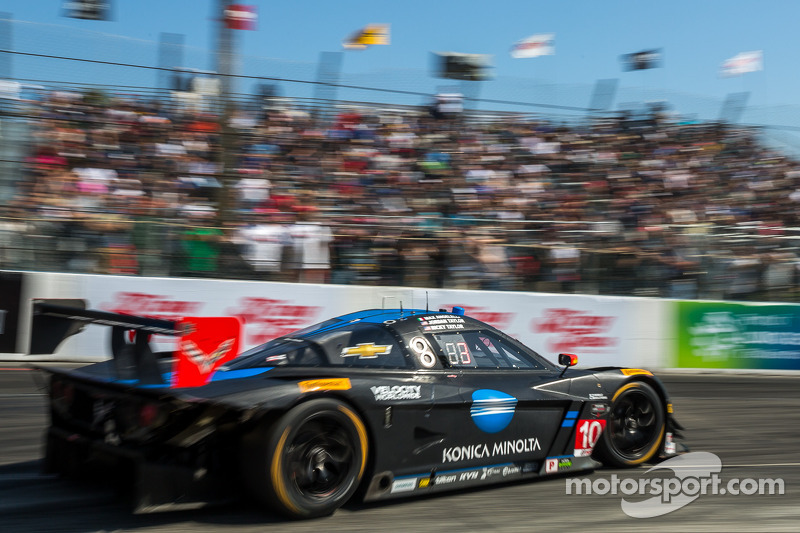 Corvette DPs at Long Beach: first visit results in two podiums
