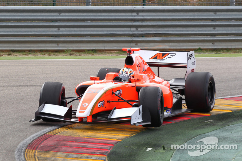 AVF just shy of the top ten in Monza Race 2