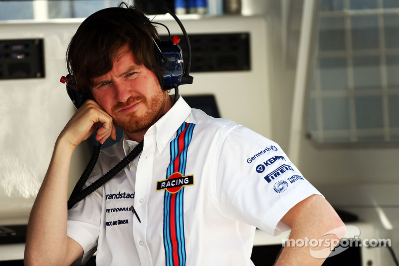 A good day for Williams Martini at Shanghai