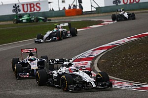 Disappointing results for McLaren at Shanghai International Circuit