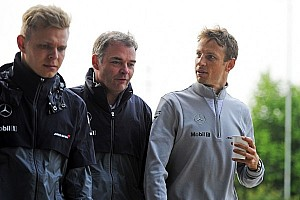 Formula 1 Breaking news Magnussen prefers Button over Alonso as teammate