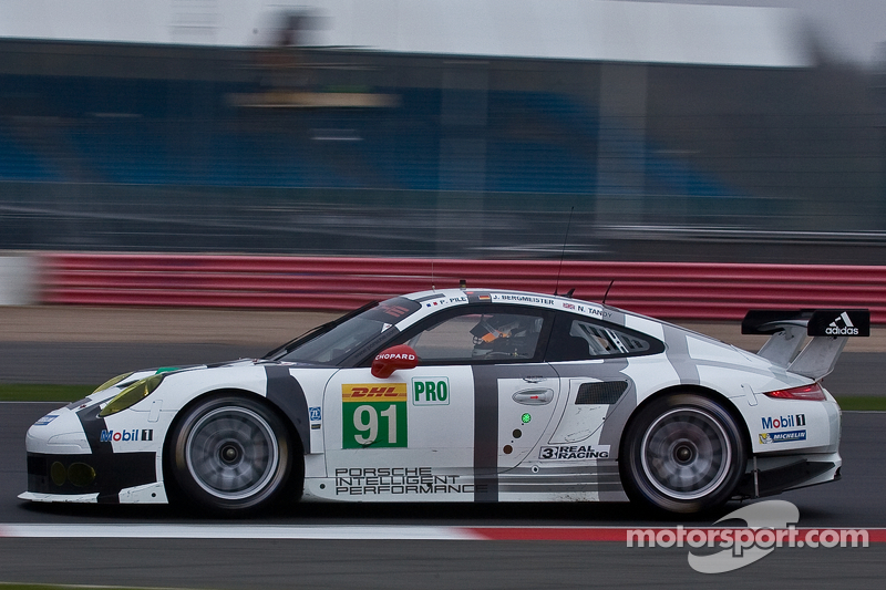 Porsche eager to defend points lead in the Ardennes