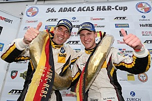 Endurance Race report BMW Sports Trophy Team Marc VDS wins on the Nordschleife