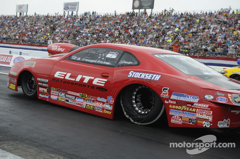 Enders-Stevens, Brown and Hight race to victory at SpringNationals