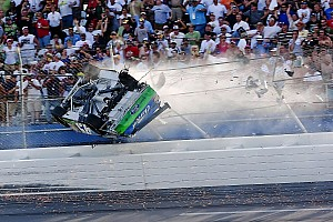 NASCAR Sprint Cup Special feature Top 10: Talladega wildest wrecks