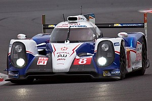 WEC Race report Toyota Racing victorious at Spa