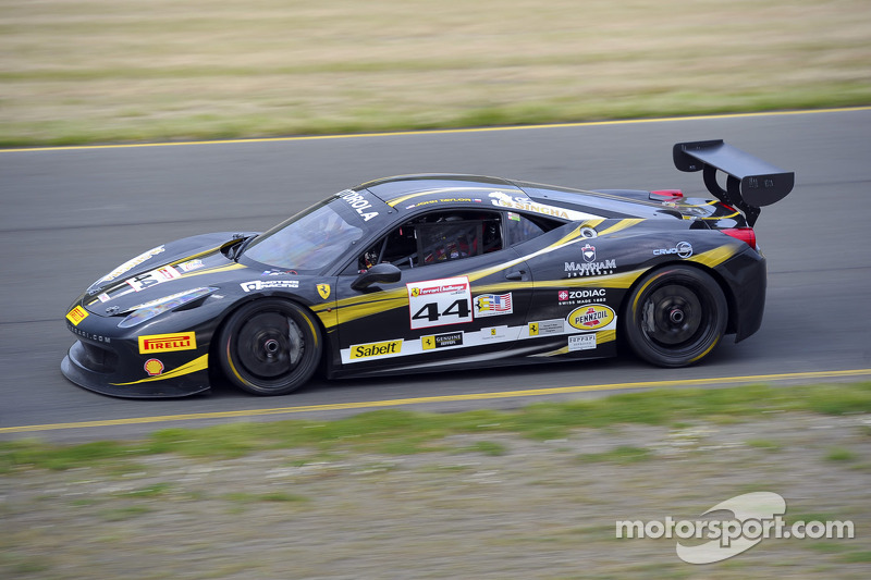 Boardwalk Ferrari continues strong 2014 season at Sonoma Raceway