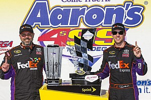 Contender or pretender?  Does Denny Hamlin have what it takes to win a title?