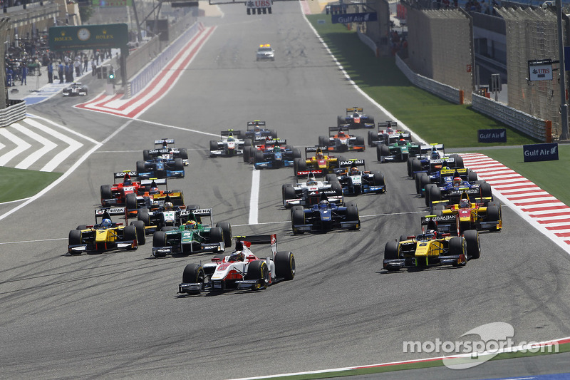 GP2 Series return for Round 2 at Barcelona
