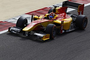 GP2 Preview Marciello ready for the second round of Barcelona