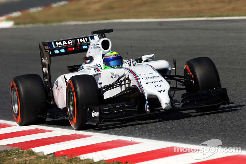 Williams successfully set upgrades on Friday practice for the Spanish GP