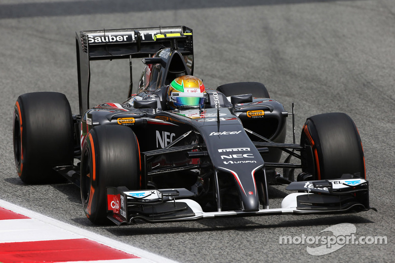 Sauber: Improvements not reflected in grid positions for tomorrow's Spanish GP