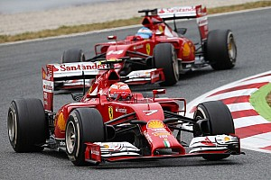 Ferrari on the Spanish GP: Fighting, but too far down