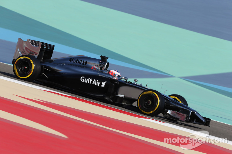 McLaren may test Honda power in 2014