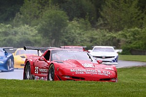 Trans-Am Race report Ruman falls just short of podium at Road Atlanta