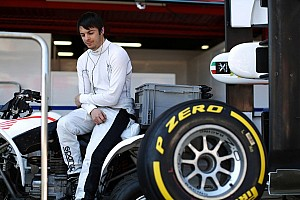 GP2 Race report Quaife-Hobbs glad to leave Barcelona with points