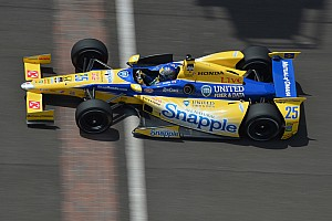 IndyCar Practice report Marco Andretti leads Honda effort as Indianapolis 500 practice concludes