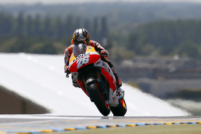 French victory makes it five in a row for Marquez
