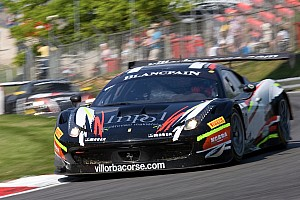 Blancpain Sprint Race report Further points and good progress in Brands Hatch