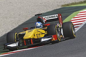 GP2 Preview GP2 leader Palmer aims to extend title advantage in Monaco