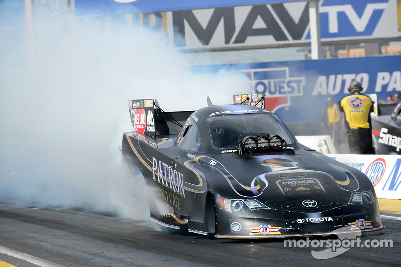 DeJoria sees the highs and lows at Atlanta