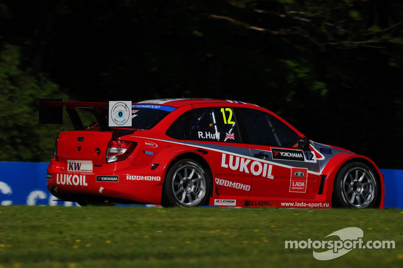 Huff left unfulfilled by Austrian clash at Salzburgring