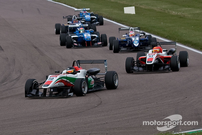 Kirchhofer triumphs again at Silverstone