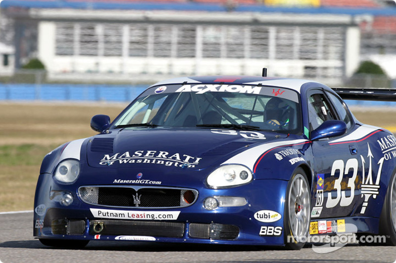 The Maserati Trofeo World Series returns to the Hungaroring