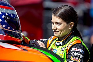 NASCAR Sprint Cup Commentary There's no sophomore slump for Danica Patrick